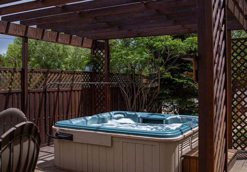 Salida Hotel Hot Tub
